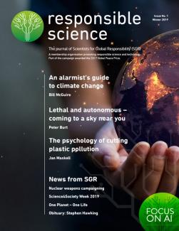 Responsible science journal no.1