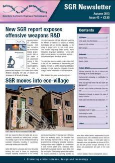 SGR Newsletter 42