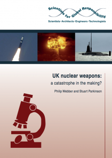 Nuclear Weapons: A catstrophe in the making