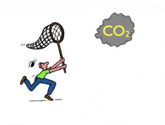 Catching CO2