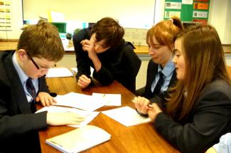 Dallam School: Science 4 Society discussion