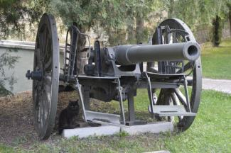 World War I Howitzer
