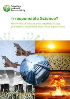 Irresponsible Science? cover (SGR)