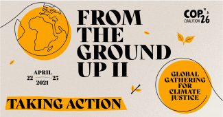 From the Ground Up II - conference logo
